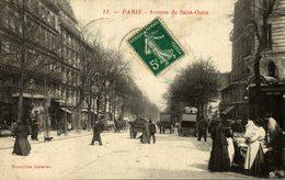 PARIS AVENUE DE SAINT OUEN - Distretto: 18