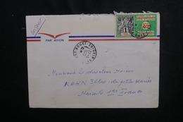 CÔTE D'IVOIRE - Enveloppe De Port-Bouet Pour Marseille En 1973, Affranchissement Plaisant - L 50097 - Côte D'Ivoire (1960-...)