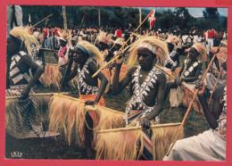 BURUNDI - Danseurs Du Burundi - Cliché J.Cattoir * SUP* * 2 SCANS *** - Burundi