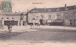 55-Commercy. Place Du Fer à Cheval - Commercy