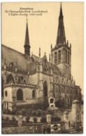 Alsemberg - De Hertogelijke Kerk (noorderkant) - Beersel