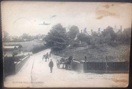 United Kingdom.....England,.....BILLERICAY, Station Hill,  Street Scene.... Ca. 1910/20 - England