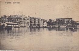 CARTOLINA - CAGLIARI - PANORAMA - VIAGGIATA 1930 - Cagliari