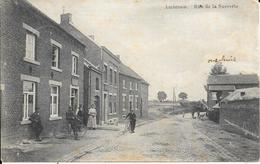 """AMBRESIN / EMBRESIN """"Wasseiges"""" Rue De La Sucrerie D'Avennes - Cachet: Militarische Lüttich - Circulé - 2 Scans - Wasseiges"""