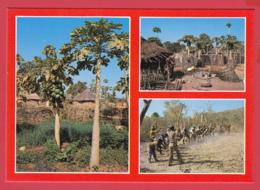 République Du MALI -KITA Mon Beau Village -Multivues -*SUP * 2 SCANS *** - Malí