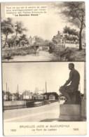 Bruxelles Jadis Et Aujourd'hui - Le Pont De Laeken - Laeken
