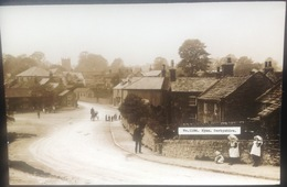 United Kingdom.......England.....EYAM. --  Street Scene.... Ca. 1910/20 - Derbyshire