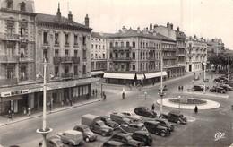 C P S M 26] Drôme > Valence La Place De La République Les Voitures 2 Cv Citroên Traction 1956 - Valence