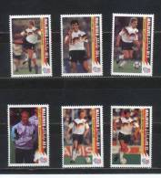 MALDIVES   N°  1571/76  * *  ( Cote 8.50 E )  Cup 1994    Football  Soccer Fussball - Coupe Du Monde