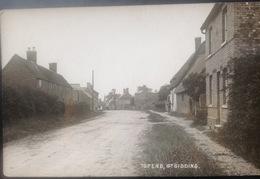 United Kingdom.......England.....TOPEND,  Gt Gidding --  Street Scene.... Ca. 1910/20 - Inghilterra