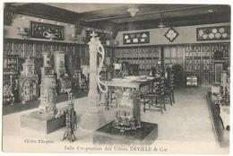 CHARLEVILLE-MEZIERES (08) – Salle D'Exposition Des Usines Deville & Cie. - Charleville