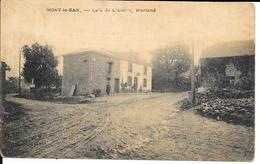 """Mont-le-Ban """"Gouvy"""" - Café De L'Union, Warland - Circulé - Etat: Voir 2 Scans. - Gouvy"""
