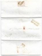 REPUBBLICA ROMANA - DA TOLENTINO AD URBISAGLIA - 1.5.1849. - ...-1850 Voorfilatelie