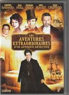 DVD  LES AVENTURE EXTRAORDINAIRES D UN APPRENTI DETECTIVE    Etat: TTB Port 110 Gr Ou 30 Gr - Fantasy