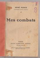 Aviation   Mes Combats   1931 - Avión