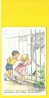 J. Lagarde Enfants Au Zoo Eléphant ((656/6) - Künstlerkarten