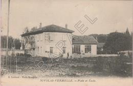Nivolas-Vermelle (38) - Poste Et École - Autres Communes