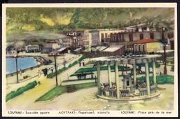 Greece - Loutraki Sea-side Square [Colorshop 12] - Greece