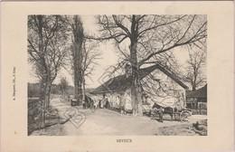 Seveux (70) - Ancienne Commune Française - France