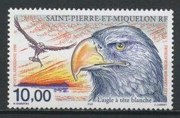 SPM MIQUELON  PA N° 78 ** Neuf MNH C 4.70 € Superbe Faune Oiseaux Aigle Migrateurs Birds Fauna Animaux - Poste Aérienne