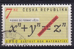 Czech Republic 2000, Minr 259 Vfu - Repubblica Ceca