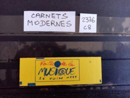 France.Carnet Moderne.Type Liberté De Delacroix. N°2376-C8. Neuf. - Usage Courant