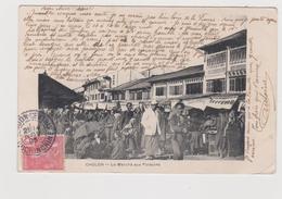 Cholon Le Marché Aux Poissons - Vietnam