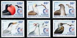 NOUV.-CALEDONIE 1995 - Yv. 693 à 698 **   Cote= 10,70 EUR - Oiseaux De Mer. Expo Singapore'95 (6 Val.)  ..Réf.NCE25395 - Nuova Caledonia