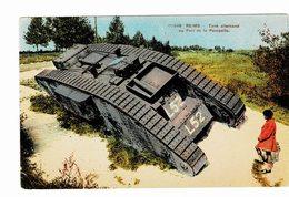 Carte Postale Guerre 14 18 - Guerra 1914-18