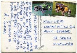 Libya - Postcard - Carte Postale - Libia