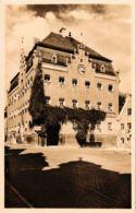 CPA AK Donauworth- Rathaus GERMANY (943600) - Donauwoerth