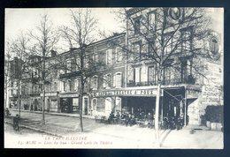 Cpa Du 81   Albi  -- Lices Du Sud - Grand Café Du Théâtre  DEC19-38 - Albi