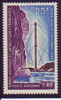 (Timbres). TAAF FSAT. Yt N° PA 13 Pylone Iono - Poste Aérienne