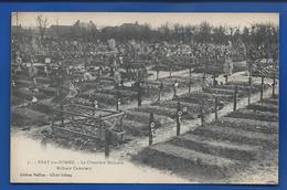 BRAY-sur-SOMME    Le Cimetière Militaire - Bray Sur Somme
