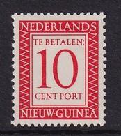 Dutch New Guinea 1957, Nvphnr P3 Mlh. Cv 3,70 Euro - Nouvelle Guinée Néerlandaise