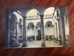 20026) SARZANA INTERNO DEL MUNICIPIO VIAGGIATA 1934 - La Spezia