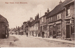2780131Great Missenden, High Street (see Corners) - Buckinghamshire