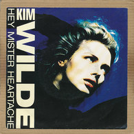 "7"" Single, Kim Wilde - Hey Mister Heartache - Disco, Pop"