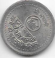*nepal 50  Paisa VS2041 Km 1016  Bu/ms65 - Népal