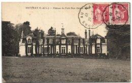 Mettray - Château Du Petit-Bois - Mettray
