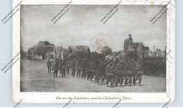 """B 8980 ZONNEBEKE - GELUVELD, 1.Weltkrieg, """"Das Von Engländern Zerstörte..., 1915 - Zonnebeke"""