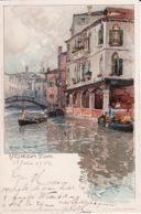 2785123Venezia > Rio S. S Softa Lito; Manuel Wielandt (poststempel 1902)(see Corners) - Venezia (Venedig)