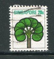 SINGAPOUR- Y&T N°192- Oblitéré - Singapour (1959-...)