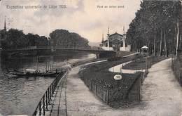 Liège - Exposition 1905 - Pont En Béton Armé (passeur Passage D'eau ) - Liege