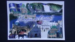 Canada - Bonjour De Quebec  - Look Scans - Other