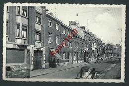 Welkenraedt. Rue De L'Ecole. Camionnette, Voitures...Photo Thill. - Welkenraedt