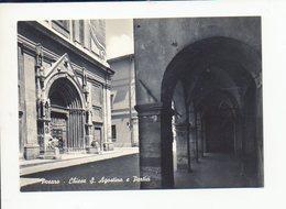 2128 PESARO  Chiesa Di S.  AGOSTINO - Pesaro