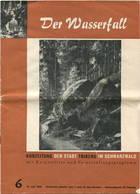 Triberg 1965 - Der Wasserfall Kurzeitung Der Stadt Mit Kurgastliste Und Veranstaltungsprogramm - 16 Seiten - Tourism Brochures