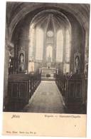 Metz-Kapelle- Maternité-Chapelle-Nels Couleur .série 104 No 56 - Metz Campagne