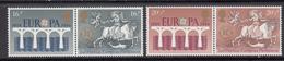 Great Britain MNH Michel Nr 988/91 From 1984 / Catw 6.50 EUR - Ongebruikt